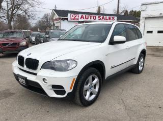 Used 2011 BMW X5 Certified/1 Owner/Twin Turbo/Panoramic Roof for sale in Scarborough, ON