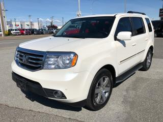 Used 2014 Honda Pilot Touring for sale in Langley, BC