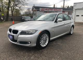 Used 2011 BMW 3 Series 328i xDrive/Automatic/Comes Certified/Bluetooth for sale in Scarborough, ON