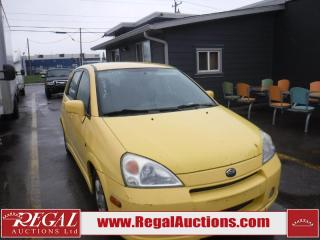 Used 2003 Suzuki Aerio 4D Hatchback for sale in Calgary, AB