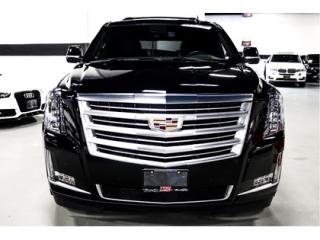 Used 2016 Cadillac Escalade PLATINUM EDITION   LOW KM    NAVIGATION    REAR EN for sale in Vaughan, ON