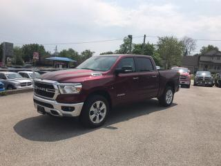 New 2019 RAM 1500 Big Horn | NAV | Sunroof | Spray Liner for sale in Mitchell, ON