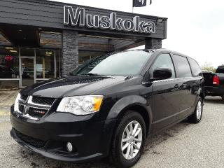 Used 2018 Dodge Grand Caravan PREMIUM PLUS for sale in Bracebridge, ON