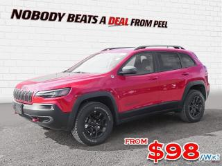 New 2019 Jeep Cherokee Trailhawk 4X4 for sale in Mississauga, ON