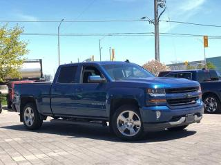 Used 2017 Chevrolet Silverado 1500 LT w/1LT for sale in Mississauga, ON