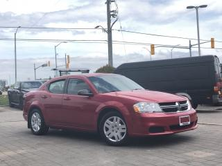 Used 2013 Dodge Avenger SE**Bluetooth**AIR**Power Windows for sale in Mississauga, ON