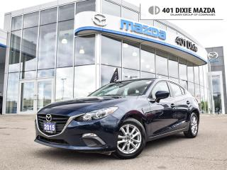 Used 2015 Mazda MAZDA3 GS|1.9% FINANCE AVAILABLE|NAVIGATION|HEATED SEATS| for sale in Mississauga, ON