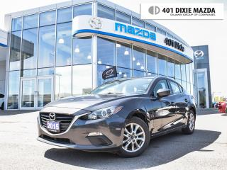 Used 2015 Mazda MAZDA3 GS|NO ACCIDENTS|ONE OWNER|1.9% FINANCE AVAILABLE| for sale in Mississauga, ON