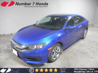 Used 2018 Honda Civic LX| Backup Cam, Bluetooth! for sale in Woodbridge, ON