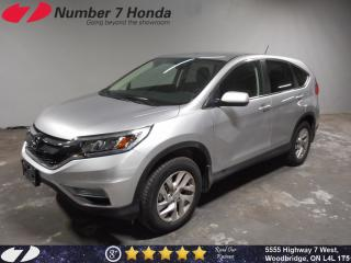 Used 2015 Honda CR-V SE| Backup Cam, Bluetooth, All-Wheel Drive! for sale in Woodbridge, ON