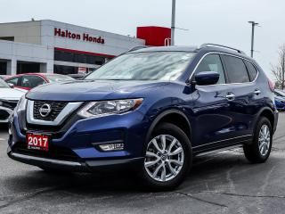Used 2017 Nissan Rogue SV AWD|NO ACCIDENTS for sale in Burlington, ON