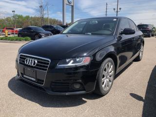 Used 2011 Audi A4 2.0T for sale in Guelph, ON