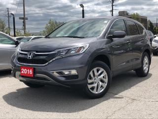 Used 2016 Honda CR-V EX, just 34,ooo kilometers for sale in Toronto, ON