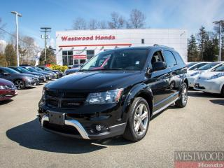 Used 2017 Dodge Journey Crossroad for sale in Port Moody, BC
