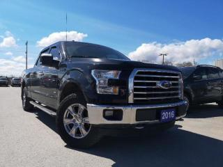 Used 2016 Ford F-150 XLT 3.5L EcoBoost REVERSE CAMERA for sale in Midland, ON