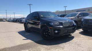 Used 2010 BMW X6 50i 4.47l Tt Awd Reverse Camera Heated Seats for sale in Midland, ON