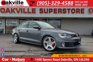 Used 2013 Volkswagen Jetta GLI | SUNROOF | ROTIFORM | TASTEFUL MODS for sale in Oakville, ON