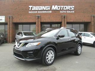 Used 2015 Nissan Rogue S | REAR CAM | KEYLESS | CRUISE | LOW KM | B\T for sale in Mississauga, ON