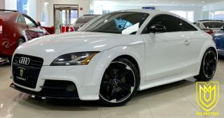 Used 2013 Audi TT S-LINE COMPETITION for sale in North York, ON