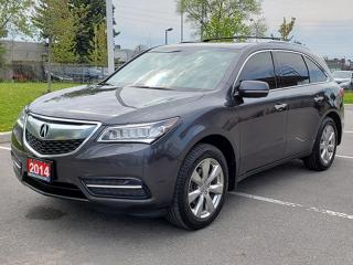 Used 2014 Acura MDX AWD 4dr Elite Pkg for sale in North York, ON