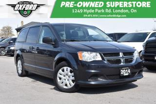 Used 2014 Dodge Grand Caravan SE/SXT - FWD, Roof Rack, DVD for sale in London, ON