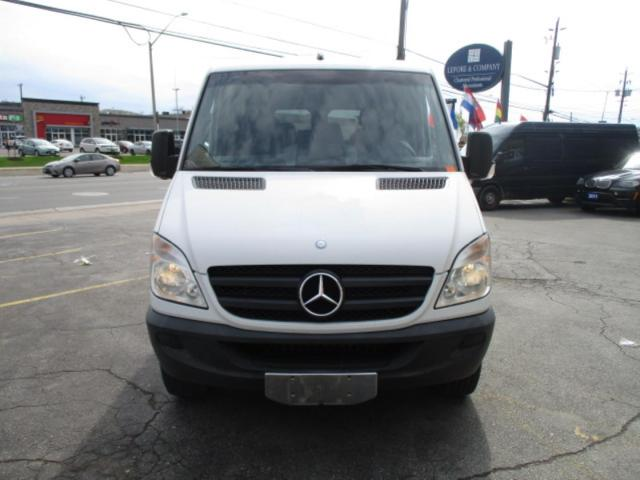 2011 Mercedes-Benz Sprinter 2500 Passenger Van High Roof 144-in. WB