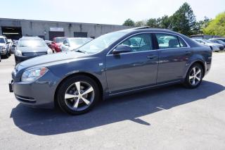 Used 2008 Chevrolet Malibu LT2 SEDAN AUTO CERTIFIED 2YR WARRANTY *1 OWNER* LEATHER SUNROOF BLUETOOTH for sale in Milton, ON