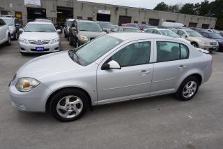 Used 2008 Pontiac Pursuit SEDAN AUTO CERTIFIED 2YR WARRANTY *NO ACCIDENT*28 SERVICE RECORD* for sale in Milton, ON