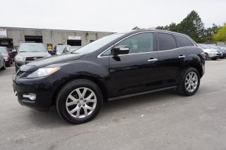 Used 2009 Mazda CX-7 GT TURBO AWD AUTO CERTIFIED 2YR WARRANTY *1 OWNER*NO ACCIDENT* for sale in Milton, ON