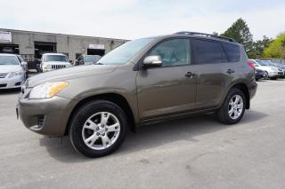 Used 2009 Toyota RAV4 2.4 AUTO CERTIFIED 2YR WARRANTY *1 OWNER*NO ACCIDENT* LEATHER for sale in Milton, ON