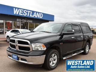 Used 2016 RAM 1500 CrewCab for sale in Pembroke, ON