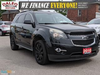 Used 2010 Chevrolet Equinox LT for sale in Hamilton, ON