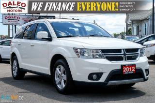 Used 2012 Dodge Journey SXT | 6 CYL | ROOF RACK for sale in Hamilton, ON