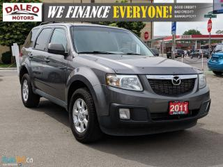 Used 2011 Mazda Tribute GT | 4X4 | V6 | BLUETOOTH | ROOF RACK for sale in Hamilton, ON
