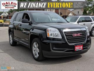 Used 2016 GMC Terrain SLE | BACK UP CAM | BLUETOOTH | ONSTAR for sale in Hamilton, ON