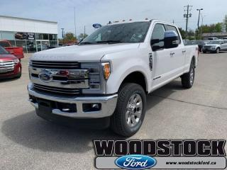 New 2019 Ford F-250 Super Duty Lariat  - Navigation for sale in Woodstock, ON