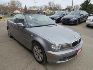 Used 2005 BMW 3 Series 325Ci for sale in Scarborough, ON