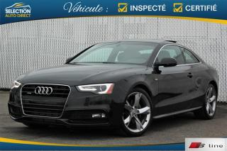 Used 2013 Audi A5 2DR CPE for sale in Ste-Rose, QC
