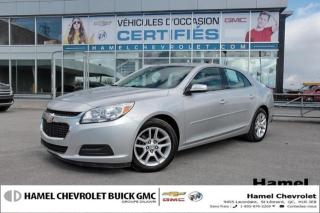 Used 2015 Chevrolet Malibu LT for sale in St-Léonard, QC