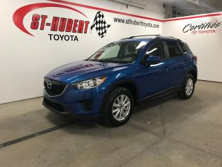 Used 2014 Mazda CX-5 Gx, A/c, Mags for sale in St-Hubert, QC