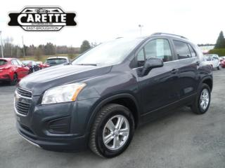 Used 2015 Chevrolet Trax LT AWD for sale in East broughton, QC