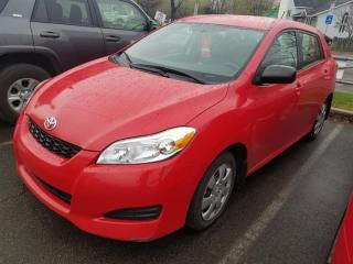 Used 2010 Toyota Matrix for sale in Québec, QC