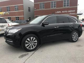 Used 2016 Acura MDX TECH PACK SH-AWD for sale in Laval, QC