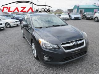 Used 2012 Subaru Impreza 2.0i Touring Package for sale in Beauport, QC