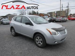 Used 2009 Nissan Rogue S for sale in Beauport, QC