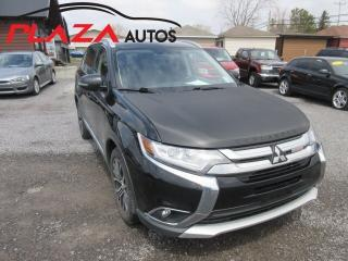 Used 2016 Mitsubishi Outlander SE AWD for sale in Beauport, QC