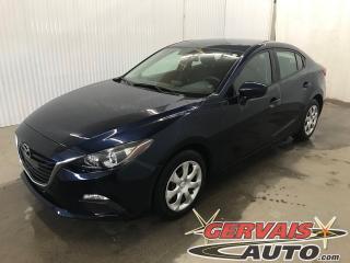 Used 2015 Mazda MAZDA3 Gx A/c Bluetooth for sale in Shawinigan, QC