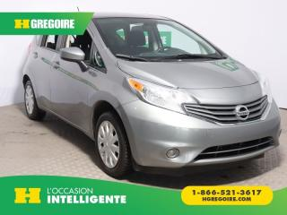 Used 2015 Nissan Versa SV A/C GR ELECT CAM for sale in St-Léonard, QC