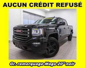 Used 2017 GMC Sierra 1500 4x4 Ecotec Elevation for sale in St-Jérôme, QC
