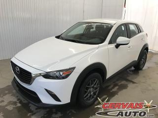 Used 2017 Mazda CX-3 Gx A/c Bluetooth for sale in Shawinigan, QC